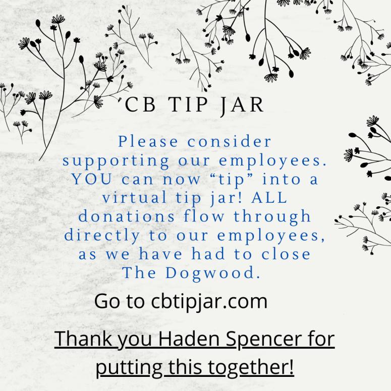 CB TIP JAR INSTAGRAM