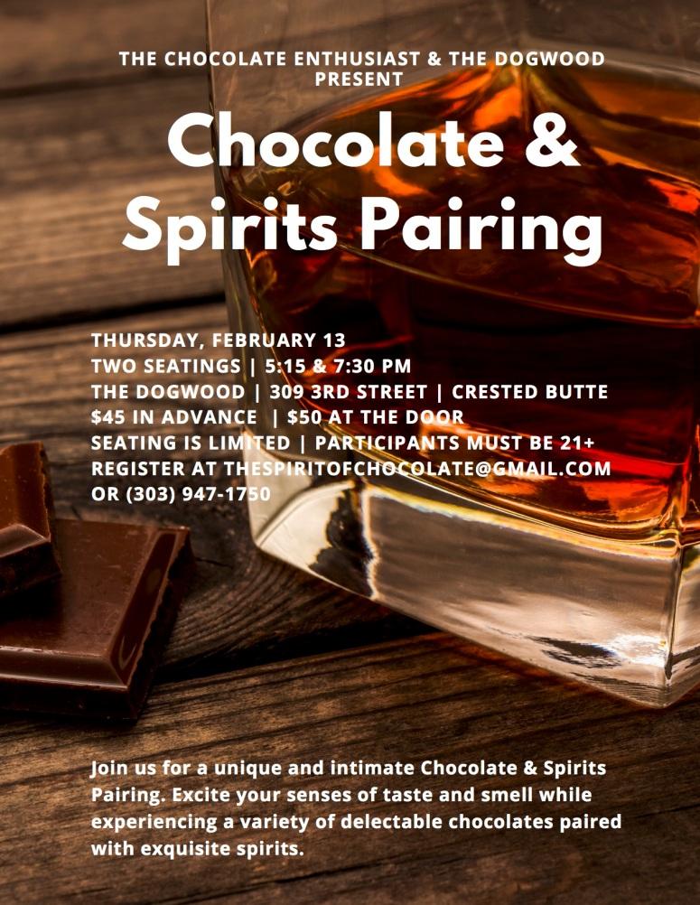 Chocolate&Spirits